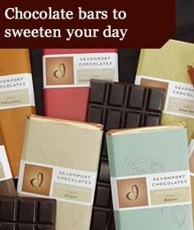 Hmmm, Devonport Chocolates....