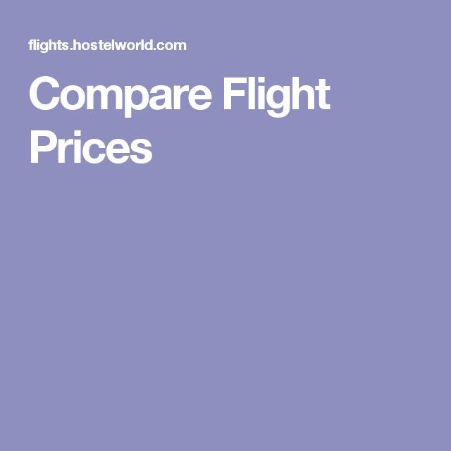 Compare Flight Prices