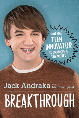 Jack Andraka was just 15 when he invented an early detection test for three types of cancer. Jack encourages members of his generation to approach their pursuits, whatever they may be, with determination and optimism. Jack shares his experiences of bullying, rejection, hard work, and international success. In doing so, he illustrates how the curiosity and perseverance of one teen could potentially save the lives of millions.