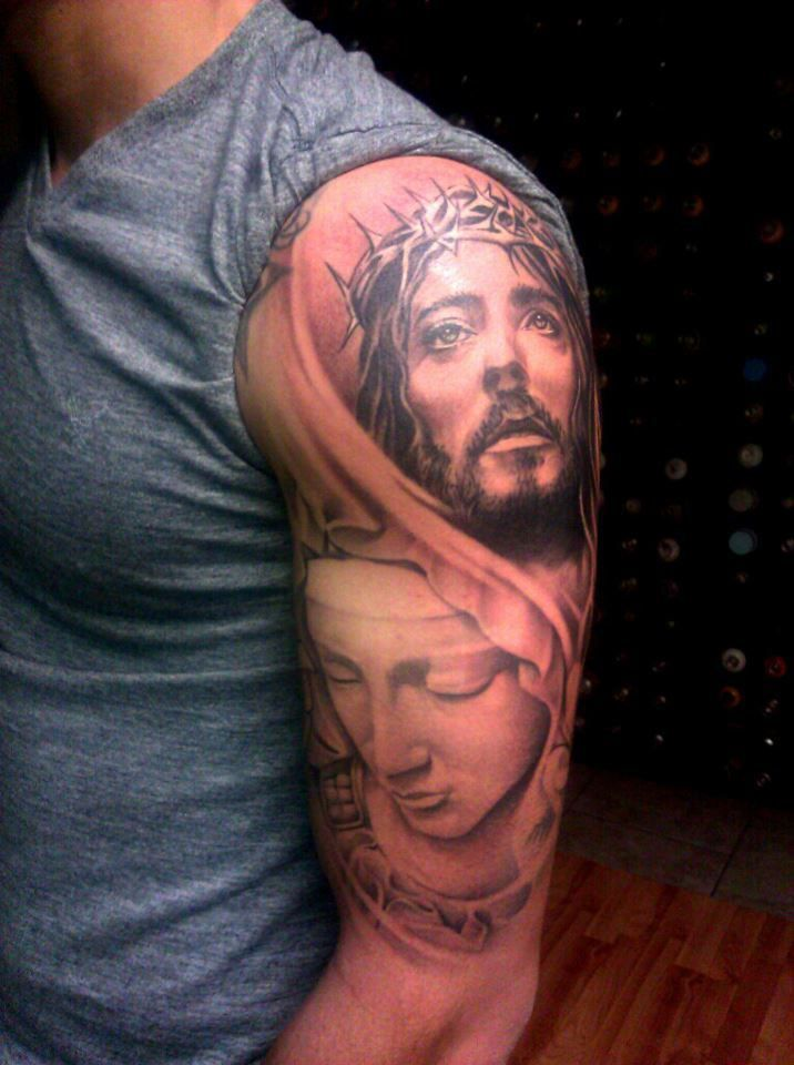 45 Virgin Mary Tattoos Design Gallery and Article