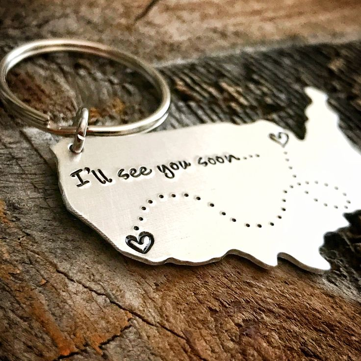 Long Distance Friendship, I'll see you soon gift, Going away gift, Going away to college gift, College Present, Bestie Gift, Best Friends by TheLonelyMoose on Etsy