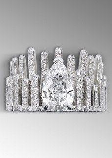 © Chanel haute Joaillerie  - Anello di fidanzamento diamante A GIFT FROM ME, MARCO...LOOK DONNA UNDER YOUR PILLOW SURPRISE