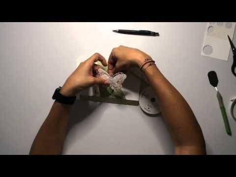 Anleitung für eine Toffifee-Ziehschachtel - YouTube