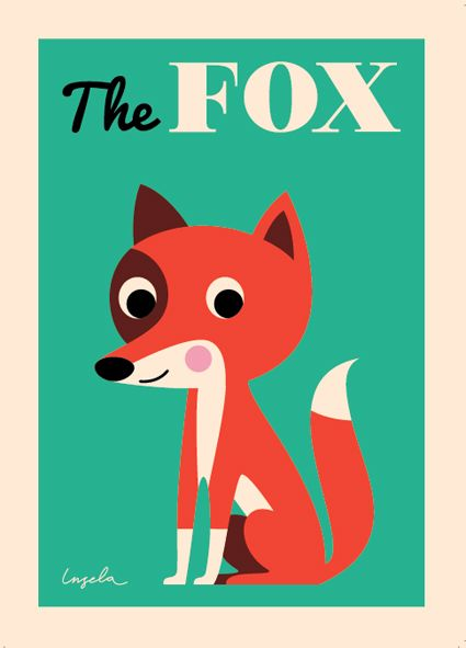the fox poster