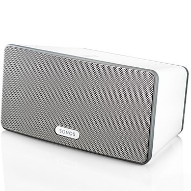 LOVE my sonos! Replaced sound system last Christmas and have loved every musical moment since:)