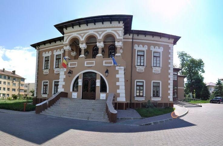 Muzeul Ion Irimescu Fălticeni.