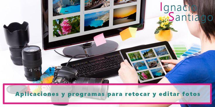 30 programas y herramientas para crear, retocar y editar fotos http://blgs.co/24Wzv7