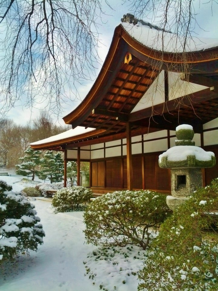 Shofuso Japanese House and Garden  Phila, PA