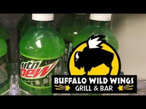 Buffalo Wild WIngs Mountain Dew Wings Review