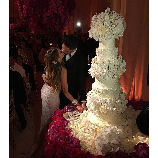 Details From Sofia Vergara and Joe Manganiello's Wedding | POPSUGAR Celebrity