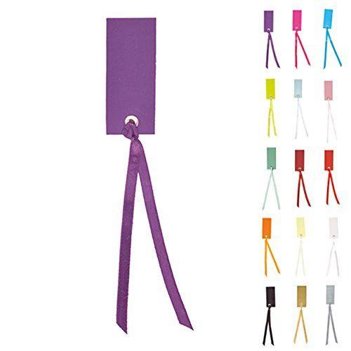 12 cartons nominatifs personnalisables avec ruban en satin: marque place porte nom marque place rectangle ruban rose Cet article 12 cartons…