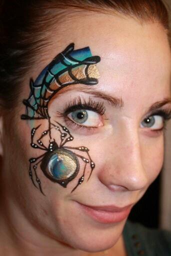 inspiration.. Quick spider eye