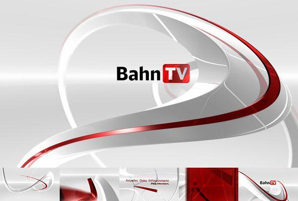 Broadcast Design by Sascha Verwiebe, via Behance