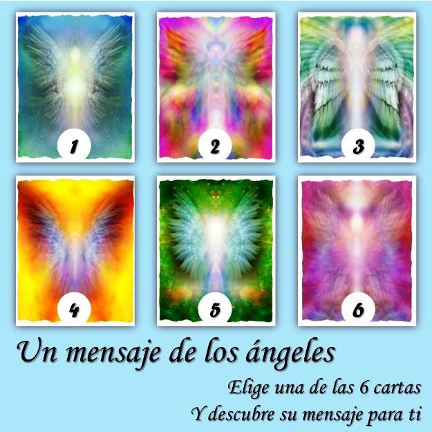 Test: CARTAS DE LOS ANGELES ~ Nueva Mentes