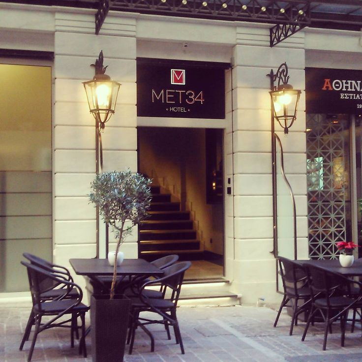 MET34 Athens Hotel in #Athens #Greece