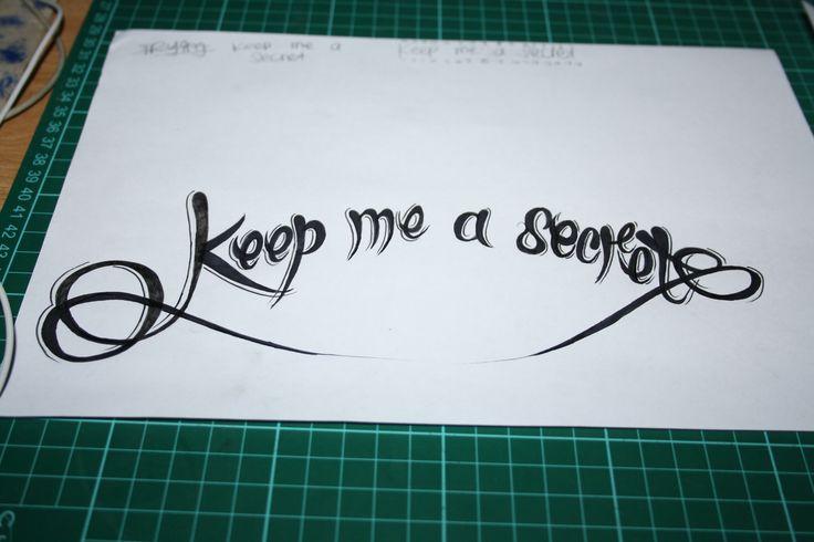 Keep me a Secret