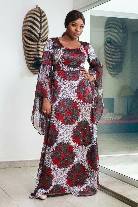 24b7ba699 2019 AFRICAN WOMEN DRESSES COLLECTIONS  ELEGANT   UNIQUE AFRICAN ...