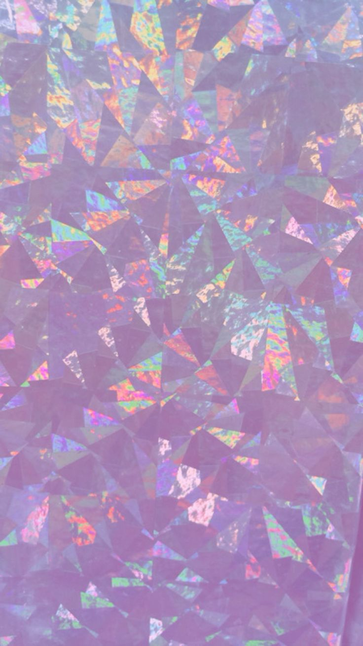 Iridescent Holographic Wallpaper, iPhone, Android, HD, Background, Pink, Purple,…