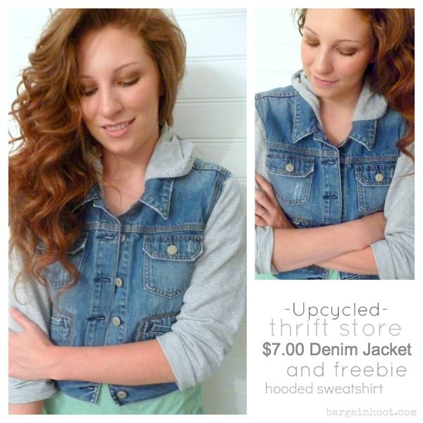 1.HOW TO UPCYCLE THRIFT STORE DENIM   There are tons of ways to alter, embellish and reconstruct old clothes into current wardrobe pieces. I believe the term is upcycling.Take for ins…