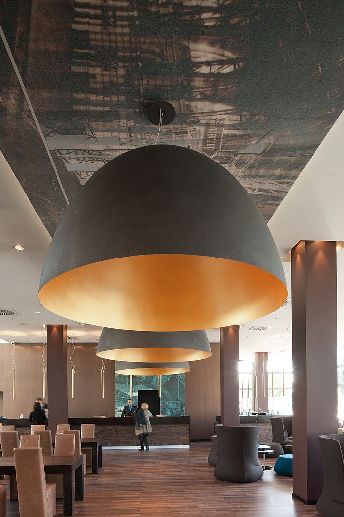 XXL Dome - Ingo Maurer  Design lovers need to see this project @covetlounge