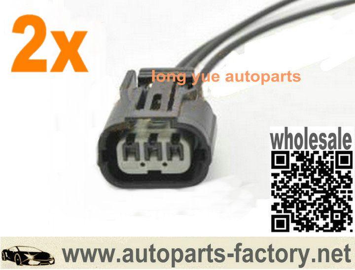 17 best ideas about map sensor auto electric repair longyue 2pcs map sensor connector plug pigtail case for honda acura civic element pilot accord 8