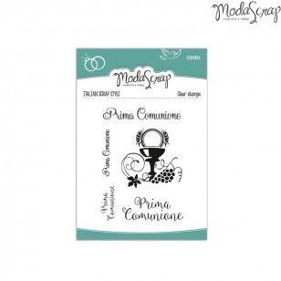 ModaScrap Clear Stamps MSTC 2-007 - Cerimonia