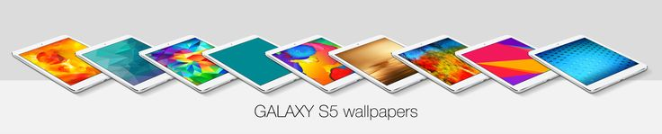 Samsung Galaxy S5 Wallpapers for iPad by iAR7 on DeviantArt