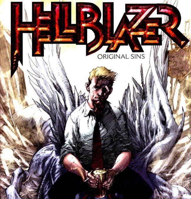 - Rearview – Hellblazer, Peccati Originali
