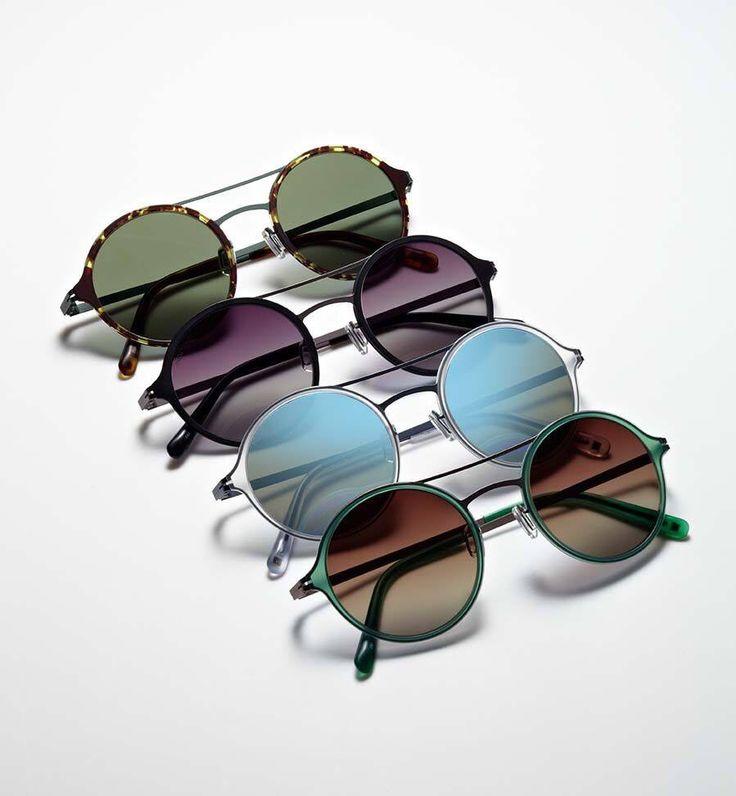 MODO Paper-Thin Titanium Sunglasses