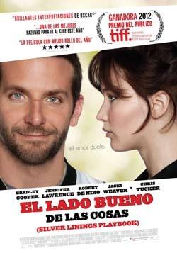Sorteo de Entradas para ver el estreno de El lado bueno de las cosas en los Cines Vialia Pontevedra el día 25 de Enero.