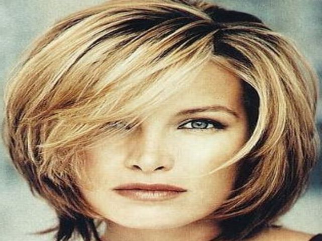 Pleasant 1000 Ideas About Medium Layered Bobs On Pinterest Bob With Hairstyle Inspiration Daily Dogsangcom