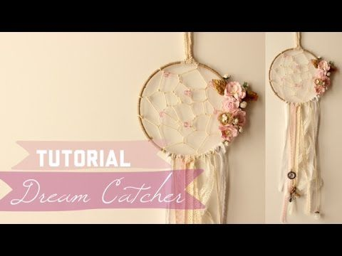 In today's video tutorial I will be teaching you all how to make a Dream Catcher using our ribbon. It is super simple and requires very little supplies. May ...