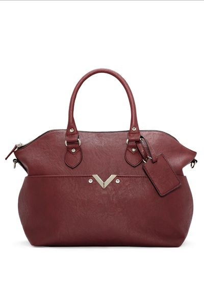 Burgundy Hand Bag