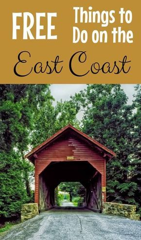 The Mid Atlantic states, from New Jersey to Virginia, are full of history, culture, and family fun. Learn all about the free things to do on the East Coast for your next vacation.