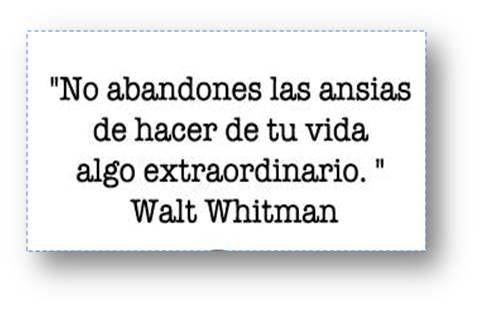 walt whitman frases - Buscar con Google