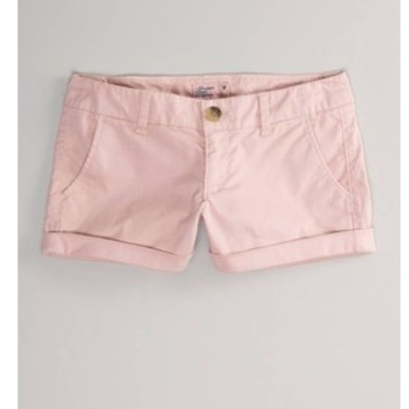 American eagle shorts Super cute ! Pink American eagle shorts stock up on summer clothes ! American Eagle Outfitters Shorts
