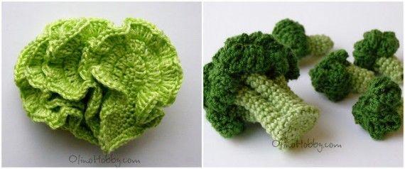 Hæklet grønt | Voksewerk