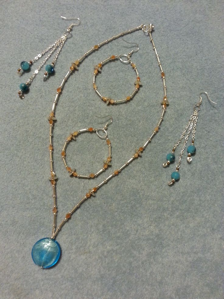 Light Blue dichroic set for my daughters Christmas gifts.