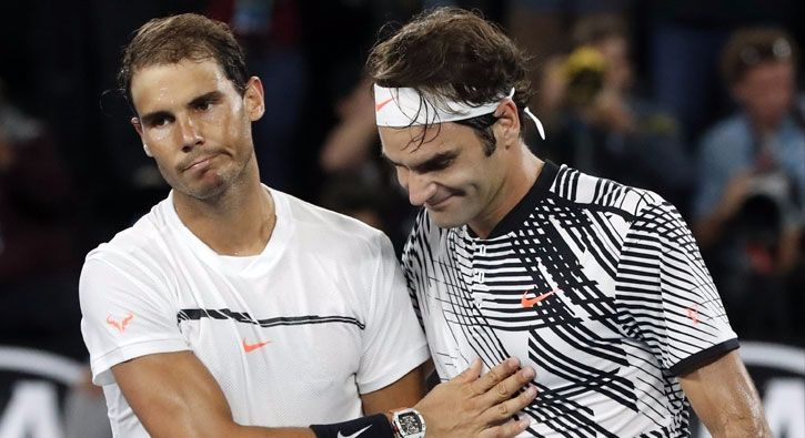 #SPOR Nadal ve Federer çeyrek finalde: Miami Açık Tenis Turnuvası'nda mücadele eden Roger Federer, dördüncü turda Roberto Bautista Agut'u,…