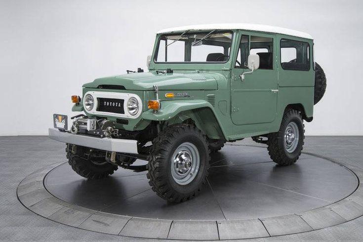 1973 Toyota Land Cruiser for sale #2047644 - Hemmings Motor News