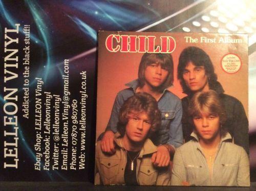 Child The First Album Gatefold LP Vinyl Record AHALH8008 A1/B1 Pop 70's Music:Records:Albums/ LPs:Pop:1970s