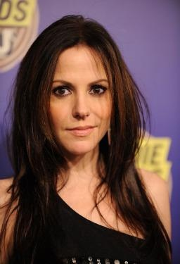 Mary Louise Parker has been accused of throwing a homophobic slur at a shop owner who priced some of her items a little too low.