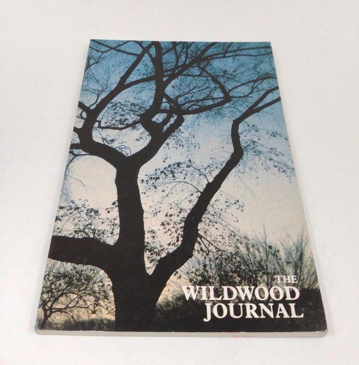 The Wildwood Journal Vol 12 1992 Poetry Book Harisburg Area Community College