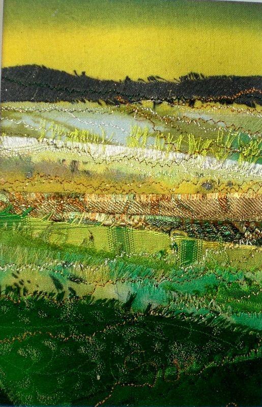 Gallery -   Sue Wademan - Textile Artist