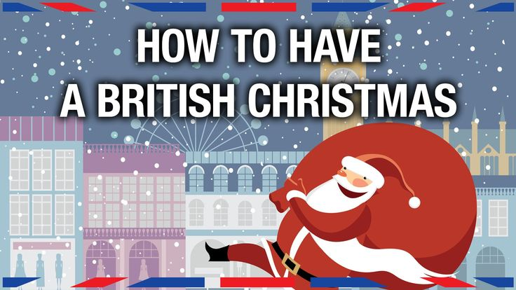 """In """"How to Have a British Christmas,"""" host Siobhan Thompson of the BBC America web series Anglophenia explains how a proper British Christmas is celebrated, highlighting both the differences and th..."""