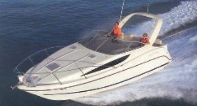 Cabin Cruiser Boat Cover
