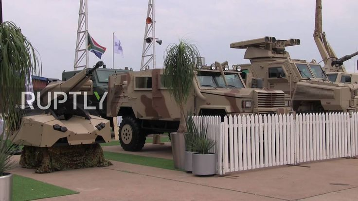 South Africa: Rosoboronexport showcases Russia's latest defence technolo...