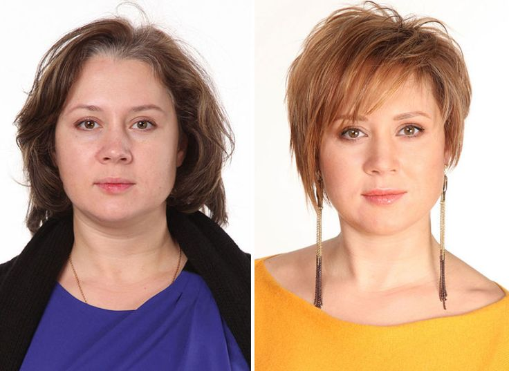 Russian stylist Konstantin Bogomolov wants to prove that every woman is a queen. Here is before-after makeup and style.