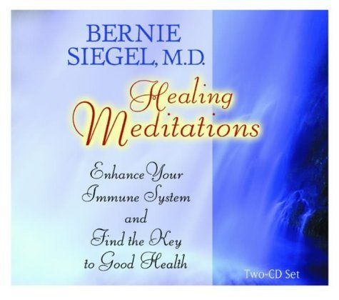Healing Meditations: Enhance Your Immune System and Find the Key to Good Health (Healthy Living Audio) by Bernie S. Siegel, http://www.amazon.co.uk/dp/1401901425/ref=cm_sw_r_pi_dp_oBggsb18CZ2V1
