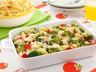 Receita de Brócolis à napolitana - Tudo Gostoso